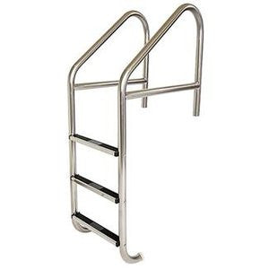 "S.R. Smith 30"" 5-Step Cross Brace In-Ground Pool Ladder"