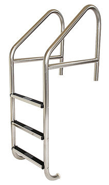 "S.R. Smith 30"" Commercial Stainless Steel Pool Ladder - LFB-30-2A"