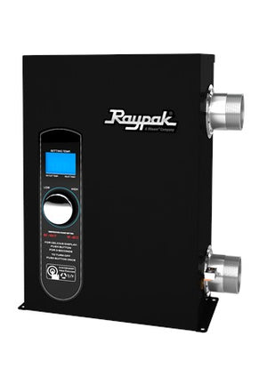Raypak ELSR00111T1 37K BTU Digital Electric Pool and Spa Heater