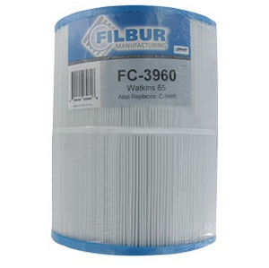 Tigeriver 31114 Pool & Spa Replacement Filter Cartridge Comp.