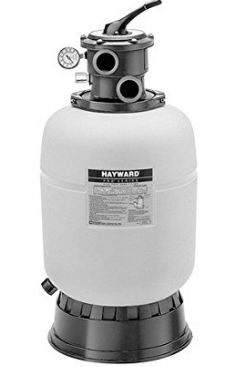 Hayward S166T Pro Series Top Mount ABG Sand Filter-16""