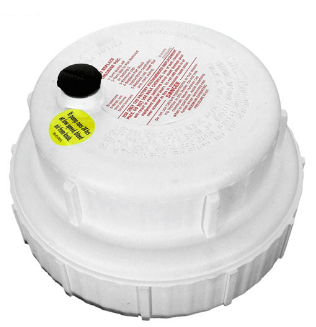 New Water/ Pool Frog I/G Feeder Cap - King Tech 1229417