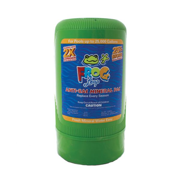 Frog Leap Anti Bacterial Mineral Pac 01127822each Ace