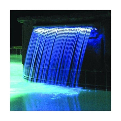 Fiber Optic Rain Waterfall - LRWF12-45