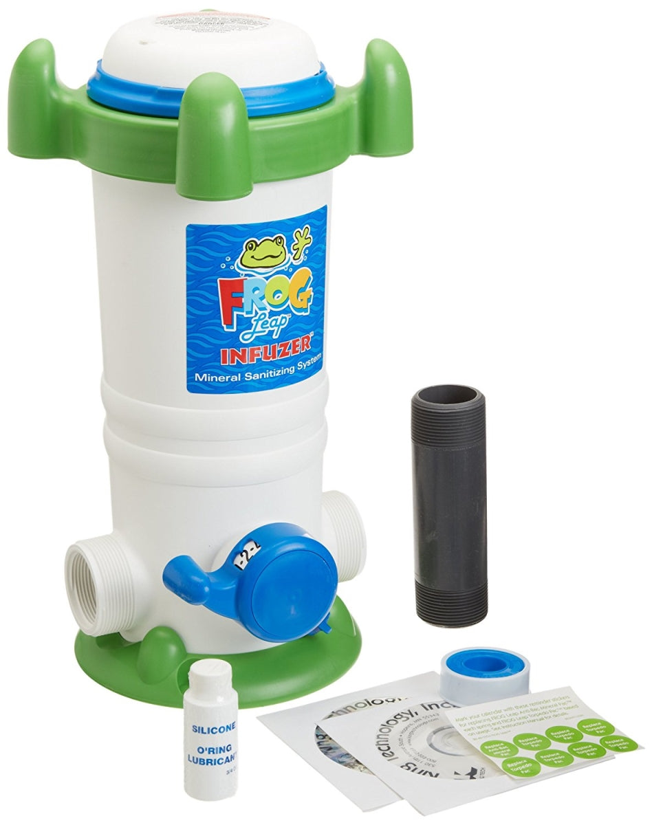 King 1017820 Mineral Sanitizing System Frog Leap Ace Pools