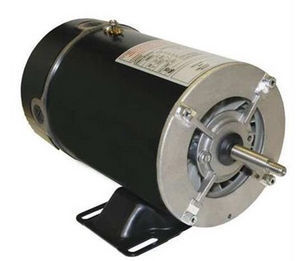 Pool Pump Replacement Motor - 115V, 1.0 HP, 1 Speed - BN25V1