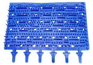 Aquabot Molded Rubber Brush Replacement 2 pack - APSP3002B