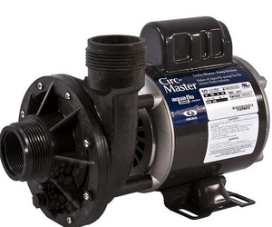 Aqua-Flo Gecko 02093001-2010 Pool Water Circulation Pump  230V, 1-Speed, 1/15HP SIDE DISCHARGE