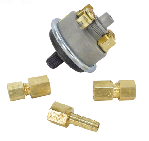 Tecmark Spa & Hot Tub Heater Universal Pressure Switch - 3902