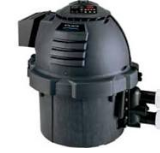 Sta-Rite SR400NA Max-E-Therm Black Natural Gas Pool and Spa Heater