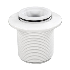 "Hayward SP1022S2 Wall inlet/vac fitting, white, 2"" SKT"