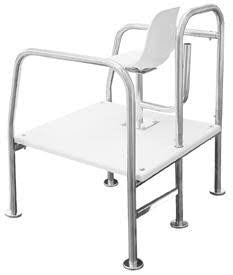 "S.R. Smith LPLS-342 Low Profile 42"" Lifeguard Chair"