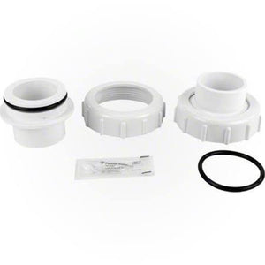 Valve Adaptor Kit - 1-1/2-Inch and 2-Inch For Bulkhead - Pentair 271096