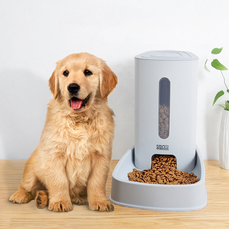 Pet Automatic Food Feeder and Waterer