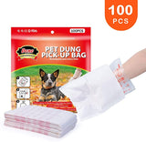 Pet Waste Bags Double Layers Unscented Cat Dog Poop Pick-up Bag-Pet Waste Bags-petsoftcare-petsoftcare