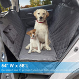HAMMOCK DOG CAR SEAT COVER