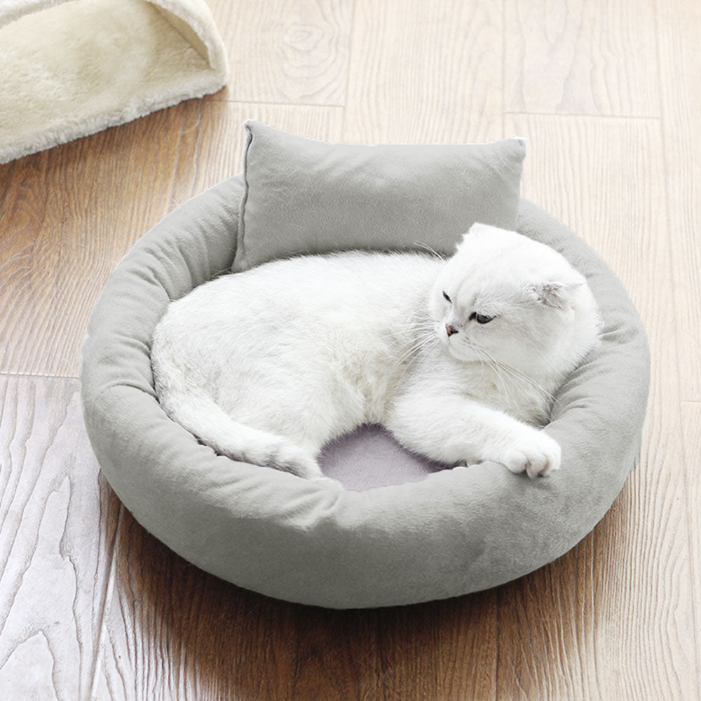 Sleeping Cushion House Cats Mat with Free Pillow