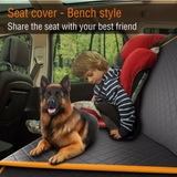 Dog Back Seat Car Cover Protector Waterproof Scratchproof