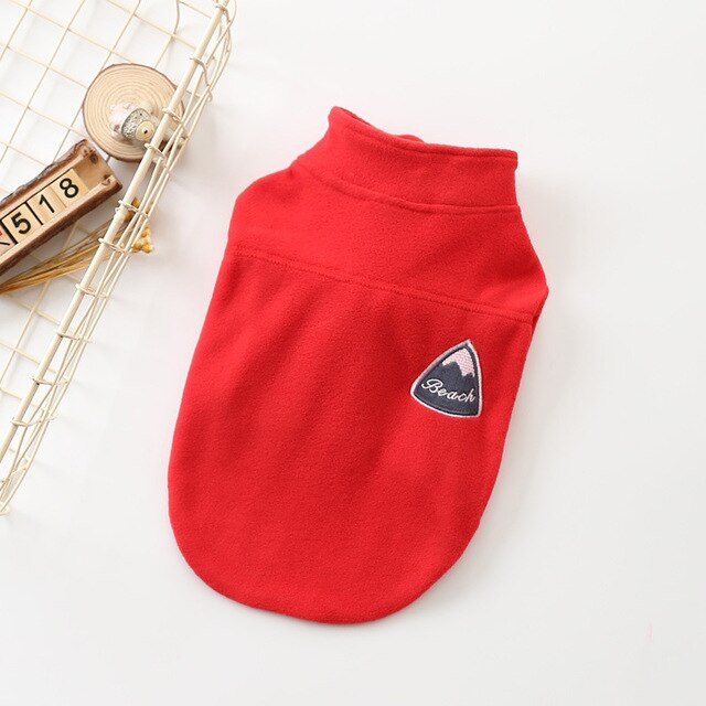Winter Jacket For Dogs Costume-Dog apparel-petsoftcare-Red-S-petsoftcare