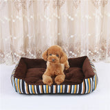 Bed Sofa Lounger For Dog-Dog beds-petsoftcare-coffee-70-petsoftcare