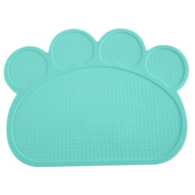 Dog Feeding Placemat easy Washing-Dog toys-petsoftcare-Green-petsoftcare
