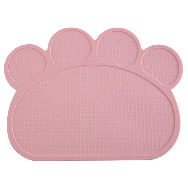 Dog Feeding Placemat easy Washing-Dog toys-petsoftcare-Pink-petsoftcare