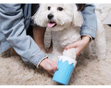Pet Cleaning Soft Silicone Portable Brush Cup-Pet Grooming-petsoftcare-petsoftcare