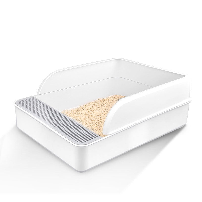 Cat Litter Box Toilet Toilet Training Kit-Cat bed-petsoftcare-petsoftcare