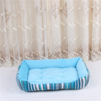 Bed Sofa Lounger For Dog-Dog beds-petsoftcare-blue-60-petsoftcare