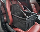 Dog Car Carrier Seat Bag Waterproof Basket-Cat bags-petsoftcare-1-40x30x25 cm-petsoftcare