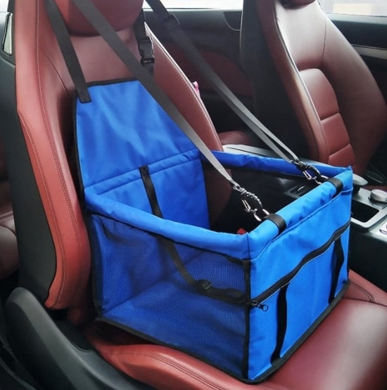 Dog Car Carrier Seat Bag Waterproof Basket-Cat bags-petsoftcare-3-40x30x25 cm-petsoftcare