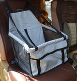 Dog Car Carrier Seat Bag Waterproof Basket-Cat bags-petsoftcare-5-40x30x25 cm-petsoftcare