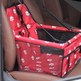 Dog Car Carrier Seat Bag Waterproof Basket-Cat bags-petsoftcare-7-40x30x25 cm-petsoftcare