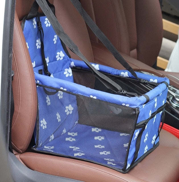 Dog Car Carrier Seat Bag Waterproof Basket-Cat bags-petsoftcare-8-40x30x25 cm-petsoftcare
