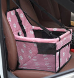 Dog Car Carrier Seat Bag Waterproof Basket-Cat bags-petsoftcare-10-40x30x25 cm-petsoftcare