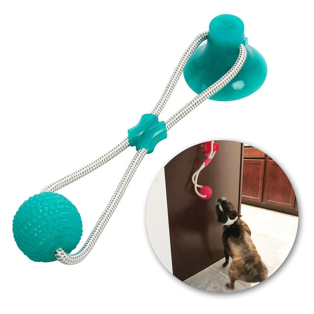 Multifunction Pet Molar Bite Dog Toys-Dog toys-petsoftcare-Green-petsoftcare