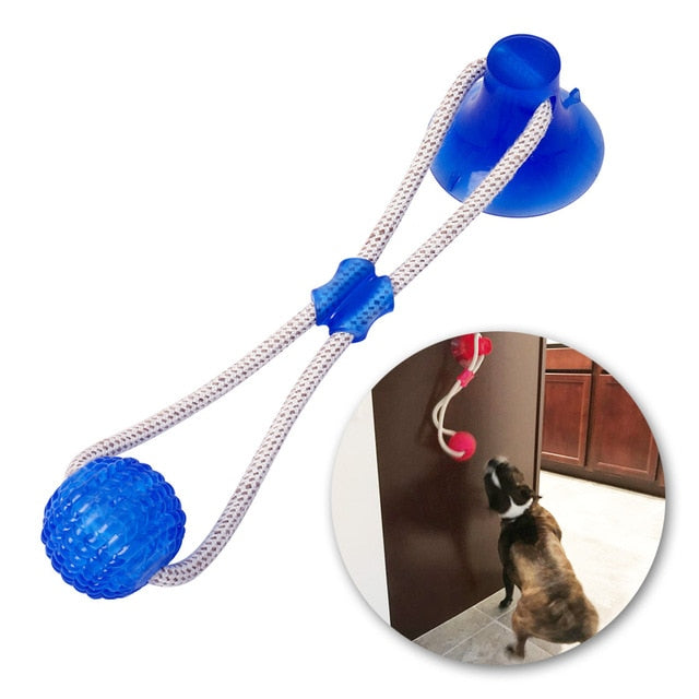 Multifunction Pet Molar Bite Dog Toys-Dog toys-petsoftcare-Blue-petsoftcare