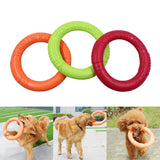 Dog Training Ring Puller Resistant Bite Floating Toy-Dog toys-petsoftcare-petsoftcare