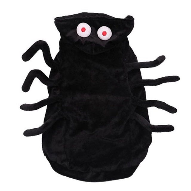 Halloween Pet Spider Clothes Simulation-Halloween shop-petsoftcare-Spider-M-petsoftcare