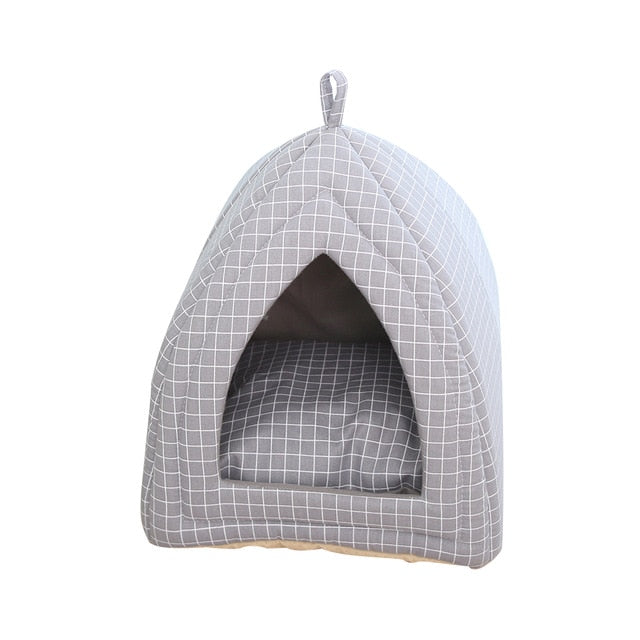 Warm Sleeping Cats Nest Washable Pet Beds-Cat beds-petsoftcare-Style2-2-L-petsoftcare