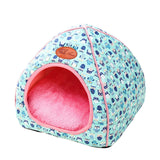Warm Sleeping Cats Nest Washable Pet Beds-Cat beds-petsoftcare-Style2-5-L-petsoftcare