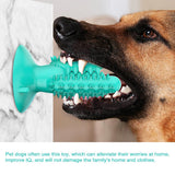 Dog Molar Toothbrush Chew Toys Food Leaking Interactive Dog Toys for Large Medium Small Pet Dogs