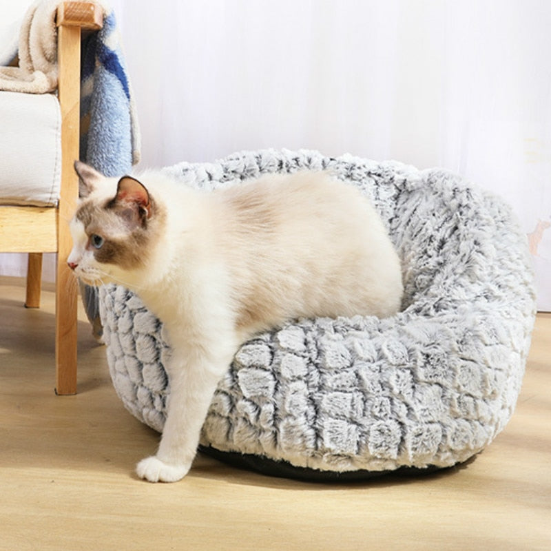 Adjustable Pet Sleeping Bed-Cat beds-petsoftcare-petsoftcare