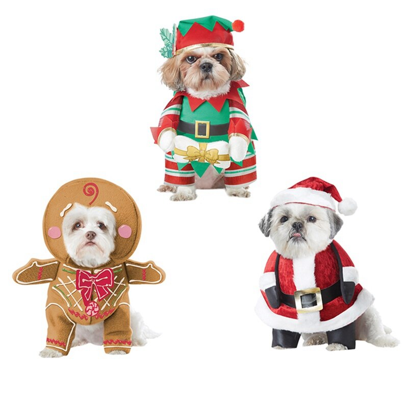 Dog Cosplay Costume For Halloween Christmas-Halloween shop-petsoftcare-petsoftcare