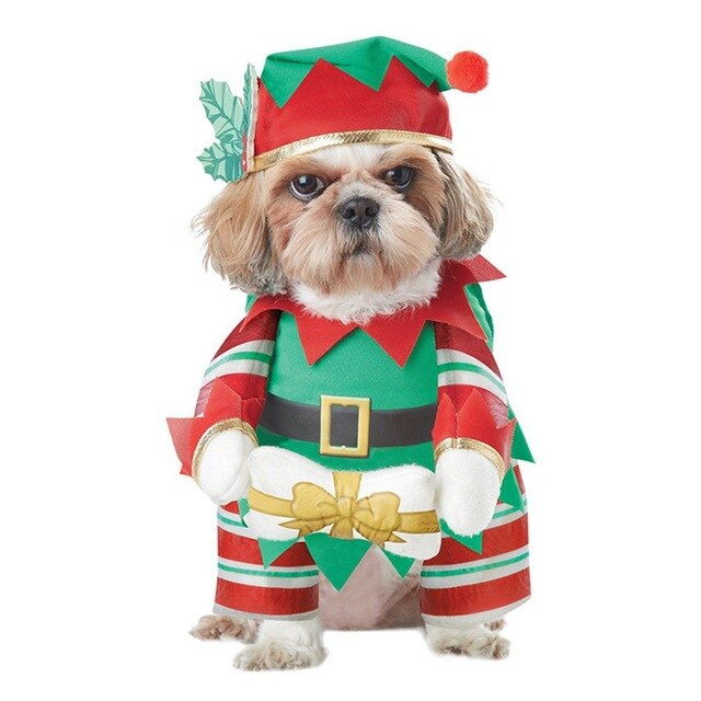Dog Cosplay Costume For Halloween Christmas-Halloween shop-petsoftcare-A-XL-petsoftcare