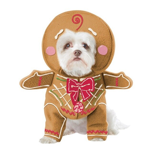 Dog Cosplay Costume For Halloween Christmas-Halloween shop-petsoftcare-B-XL-petsoftcare