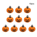New Arrival 10pcs Pumpkin Bells Kit Pet Dog Bells Toys-petsoftcare-type 1-petsoftcare