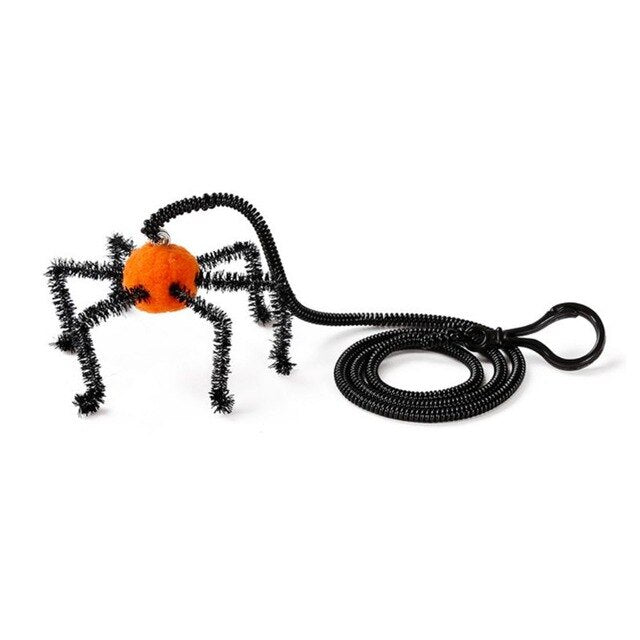 Emulation Bat Spider Halloween Cats Dog Toys-Halloween shop-petsoftcare-2-petsoftcare