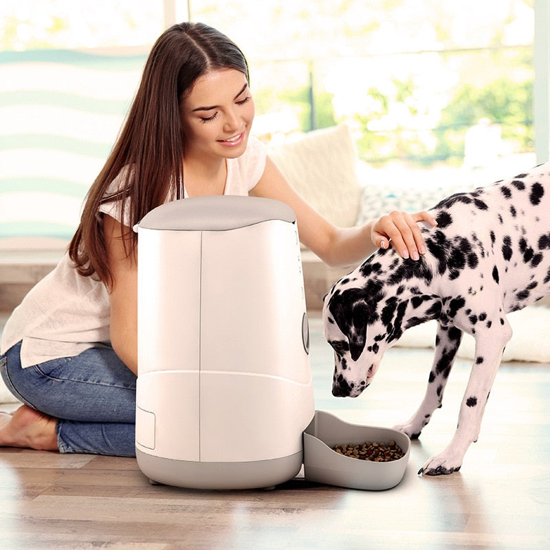Nutri Vision Smart Pets Automatic Feeders with APP Control