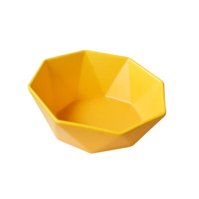 Lovely Bowl For Cat Protection Ceramics Cervical Vertebra Raised Stand-Cat Feeder & Waterers-petsoftcare-005-15.3 x 7.2 cm-petsoftcare